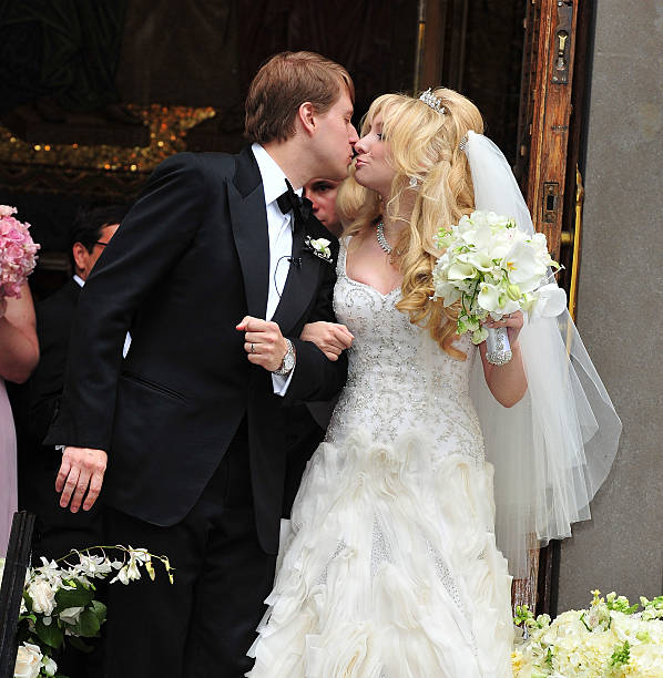 Wedding Of Andrea Catsimatidis And Christopher Nixon Cox