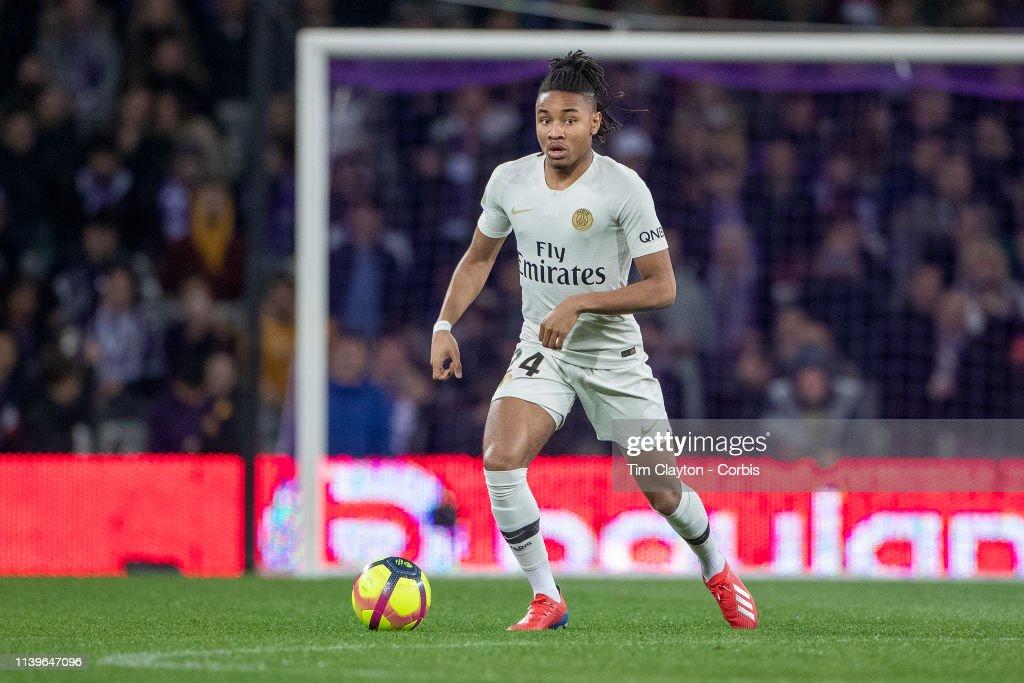 Toulouse FC V Paris Saint-Germain : ニュース写真