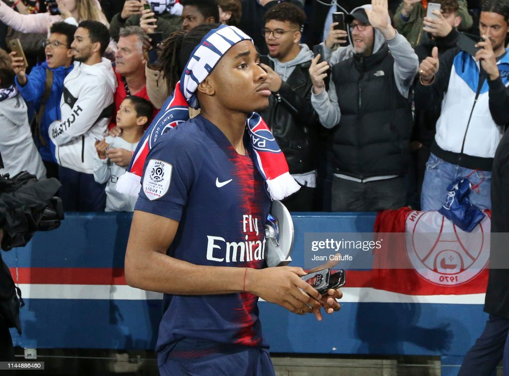 Paris Saint-Germain v Dijon FCO - Ligue 1 : ニュース写真