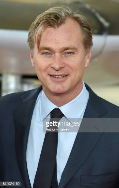 Christopher Nolan attends the 'Dunkirk' World Premiere at Odeon Leicester Square on July 13 2017 in London England