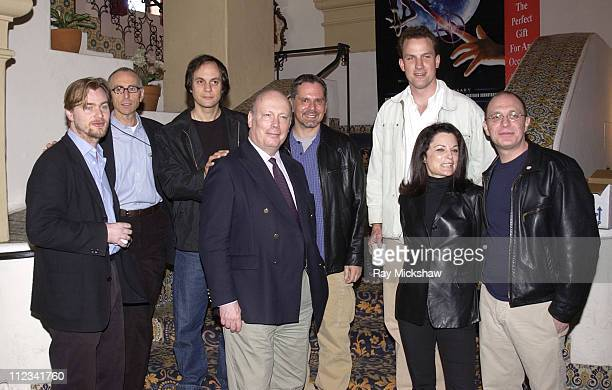 Christopher Nolan Kevin McCormick Milo Addica Julian Fellowes Michael Sloane Gina Wendkos Ted Griffin and Akiva Goldsman