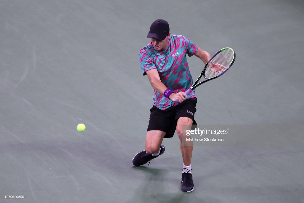 2020 US Open - Day 4 : News Photo