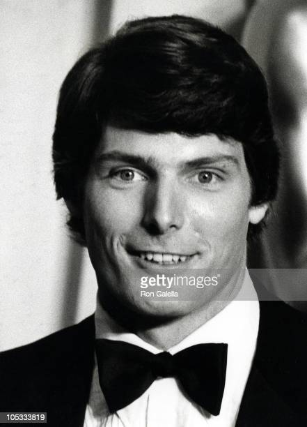 Christopher Reeve during 51st Annual Academy Awards at Dorothy Chandler Pavilion at the LA Music Center in Los Angeles CA United States