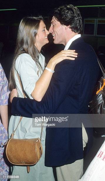Christopher Reeve with girlfriend Gae Exton during Christopher Reeve Arrives in London August 15 1979 at Heathrow Airport in London Great Britain