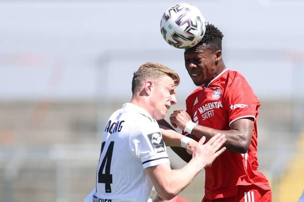 DEU: Bayern München II v SpVgg Unterhaching - 3. Liga