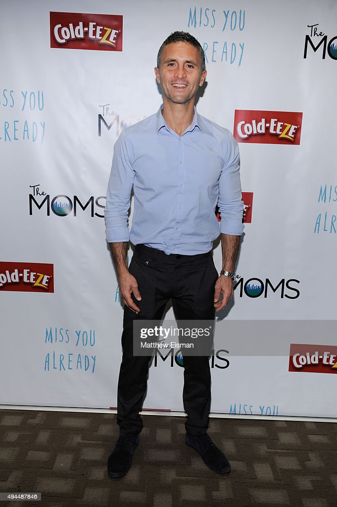 Christopher Simon attends a Mamarazzi breakfast and talk back event with 'Miss You Already' at The Park Avenue Screening Room on October 27, 2015 in New York City.