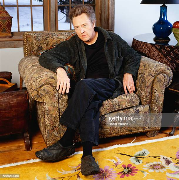 Christopher Walken at Home