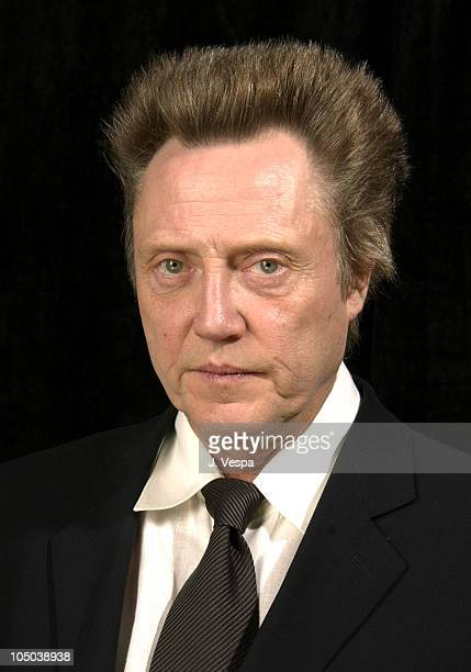 Christopher Walken Winner of Supporting Actor of the Year