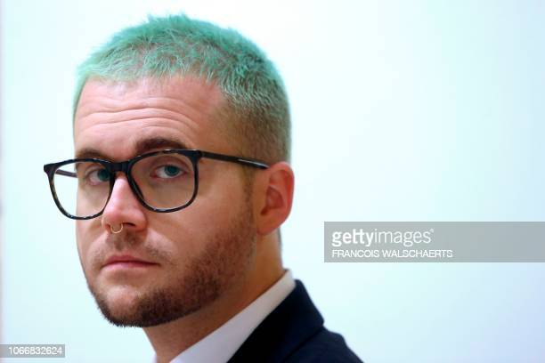 Christopher Wylie, Cambridge Analytica whistleblower, invited by the European Commission to speak at the annual colloquium on fundamental rights,...