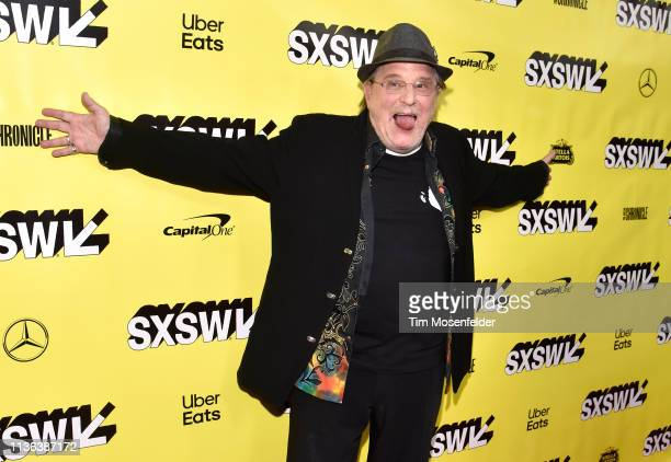Christopher Young attends the premiere of 'Pet Sematary' during the 2019 SXSW Conference and Festival at the Paramount Theatre on March 16 2019 in...