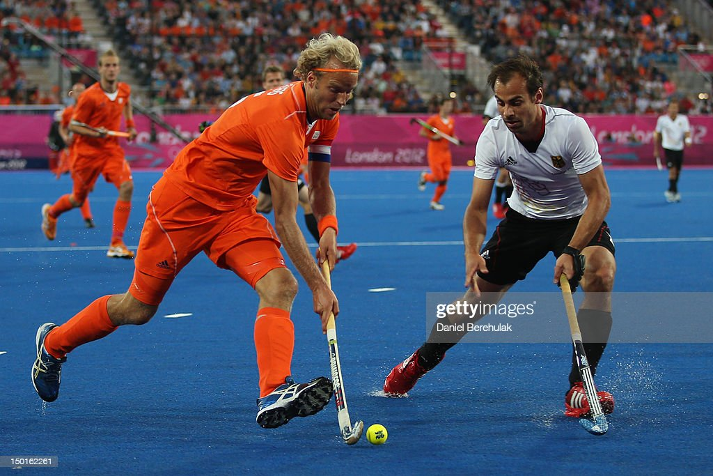 Olympics Day 15 - Hockey : News Photo