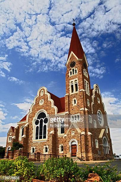 christus kirche - kirche stock pictures, royalty-free photos & images