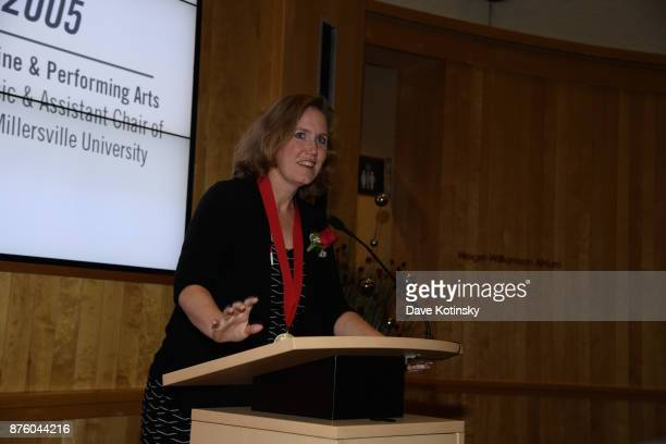 Christy Banks Associate Professor to the Music Department of Millersville University at the University of NebraskaLincoln after accepting the 2017...