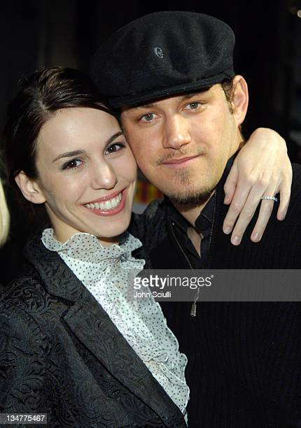 """Christy Carlson Romano and Cal Thomas during """"Glory Road"""" World Premiere - Red Carpet at The Pantages Theater in Los Angeles, California, United..."""