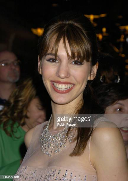 Christy Carlson Romano during 32nd Annual Daytime Emmy Awards - Outside Arrivals at Radio City Music Hall in New York City, New York, United States.