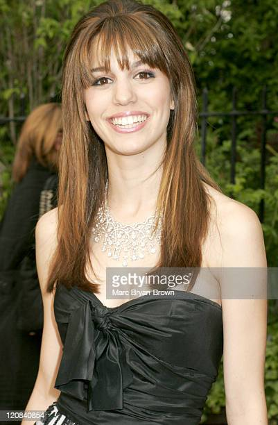 Christy Carlson Romano of Kimpossile during Mayor Bloomberg Hosts a Reception in Celebration of the 32nd Annual Daytime Emmys at Gracie Mansion in...