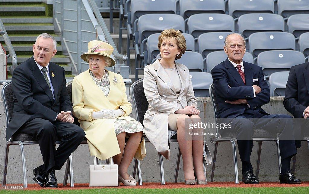 Queen Elizabeth II's Historic Visit To Ireland - Day Two : ニュース写真