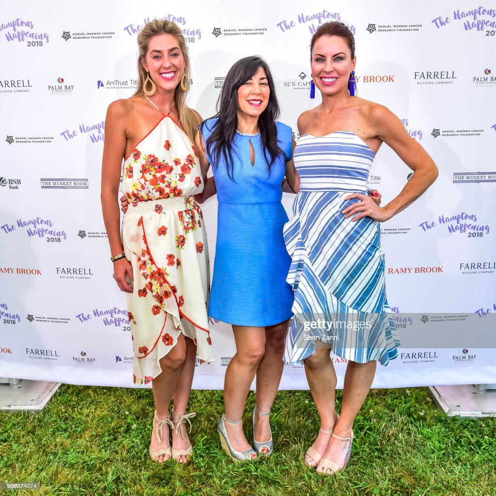 The Samuel Waxman Cancer Research Foundation 14th Annual The Hamptons Happening