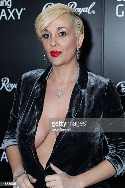 Christy Monroe attended the Kenny Smith's All Star Homecoming NBA AllStar Weekend 2015 at Pranna Restaurant on February 13 2015 in New York City