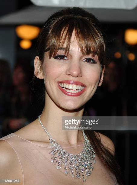 Christy Romano during 32nd Annual Daytime Emmy Awards Arrivals at Radio City Music Hall in New York City New York United States