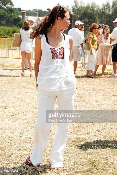 Christy Turlington attends DONNA KARAN InStyle Magazine KELLY RIPA host SUPER SATURDAY 11 to Benefit Ovarian Cancer Fund at Nova's Ark Project on...
