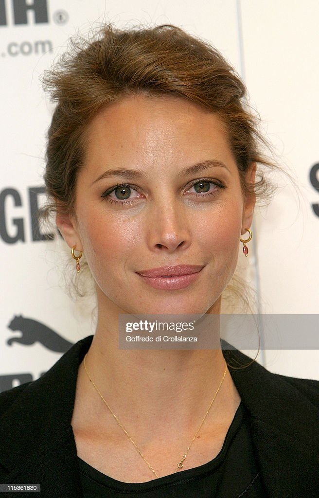 Christy Turlington Launches Her Spring 2005 Puma Nuala Range