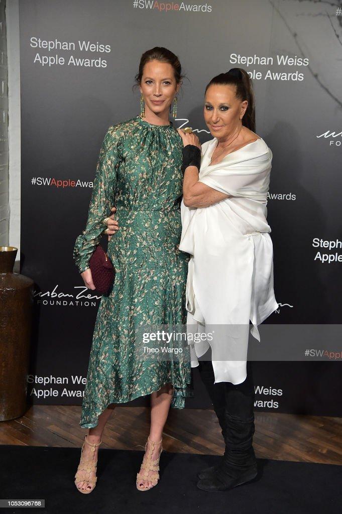 2018 Stephan Weiss Apple Awards : News Photo