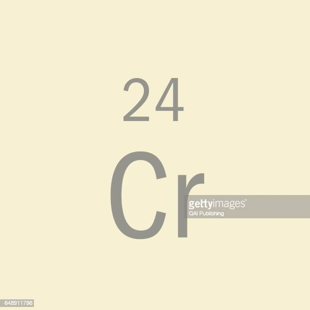 Cr Periodic Table Stock Photos And Pictures Getty Images