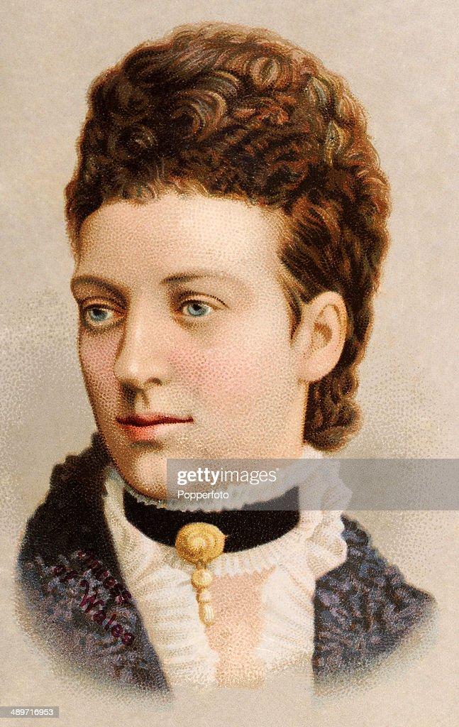 Princess of Wales - Queen Alexandra : ニュース写真