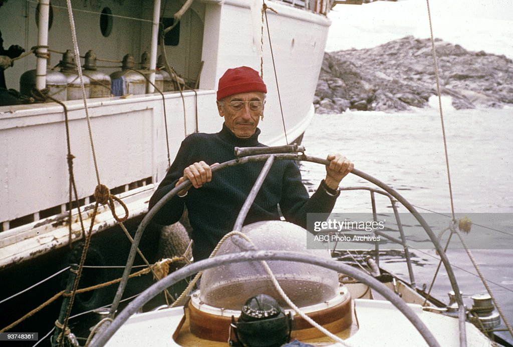 THE UNDERSEA WORLD OF JACQUES COUSTEAU : News Photo