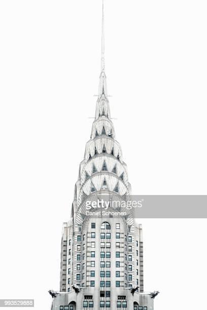 chrysler building, manhattan, new york city, new york, united states - chrysler building stock pictures, royalty-free photos & images