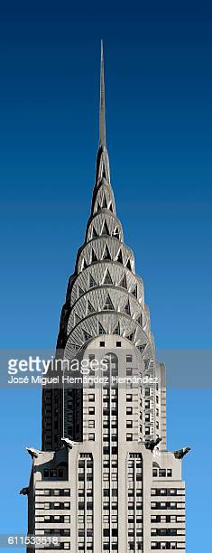 Chrysler Building New York Illustration