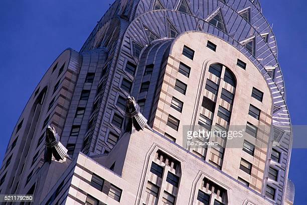 chrysler building - chrysler building stock pictures, royalty-free photos & images