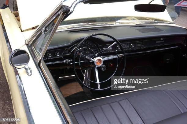 Chrysler dashboard