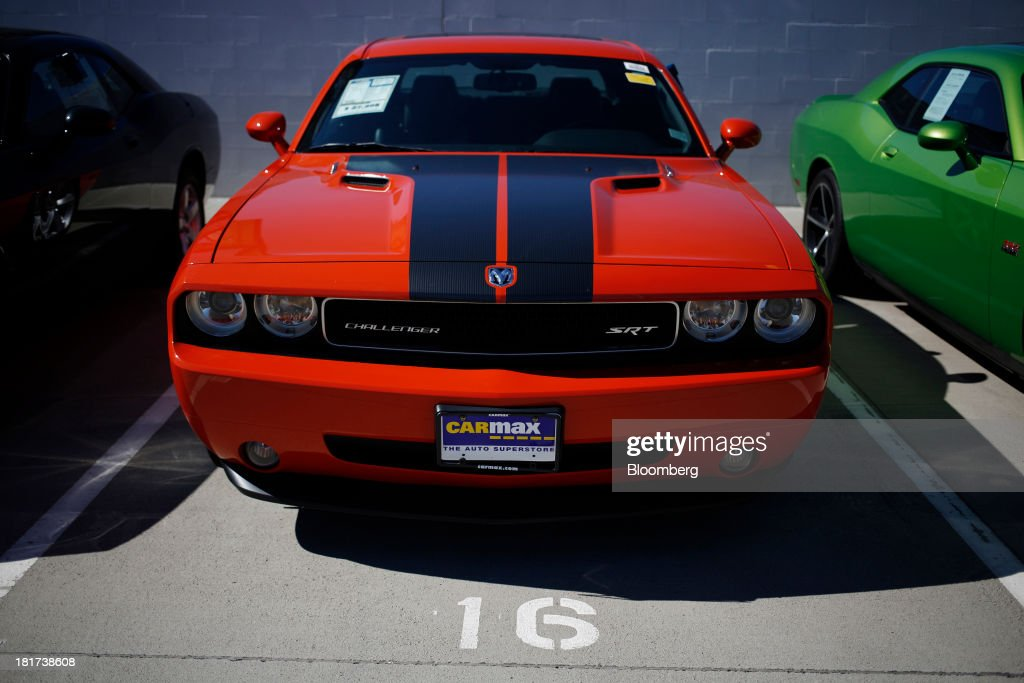 Views From Inside A CarMax Inc Ahead Of Earnings Figures Photos - Chrysler dealership lexington ky