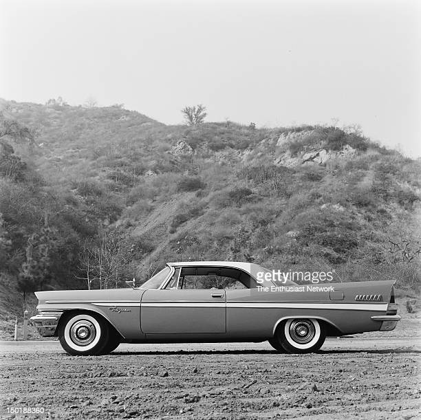 Chrysler New Yorker Road Test conducted by Precision Motor Cars owner Otto Zipper 'This one has a happy marriage of ride performance and handling'...