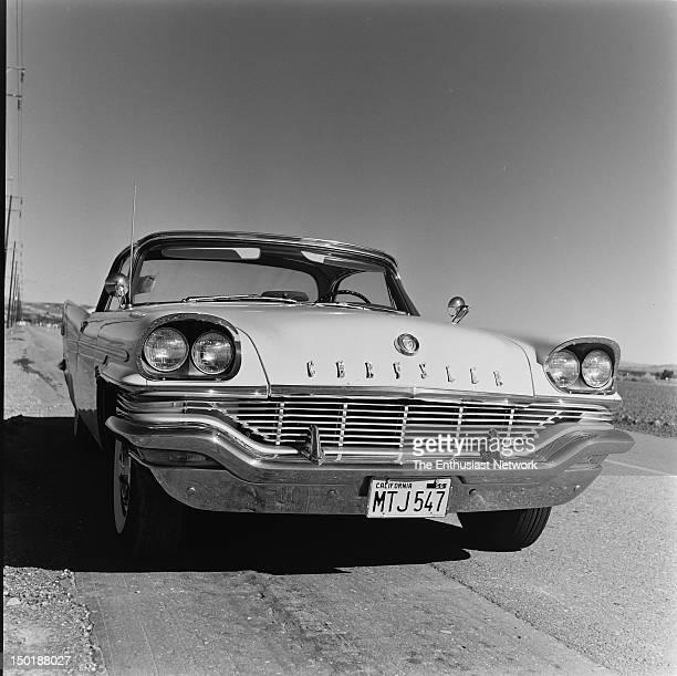 Chrysler New Yorker Road Test Motor Life Magazine Chrysler won the Motor Trend award for 1957