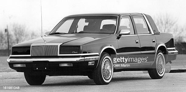 MAR 25 1988 Chrysler
