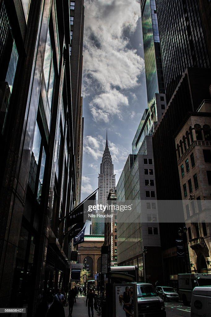 Chrysler : Stock Photo