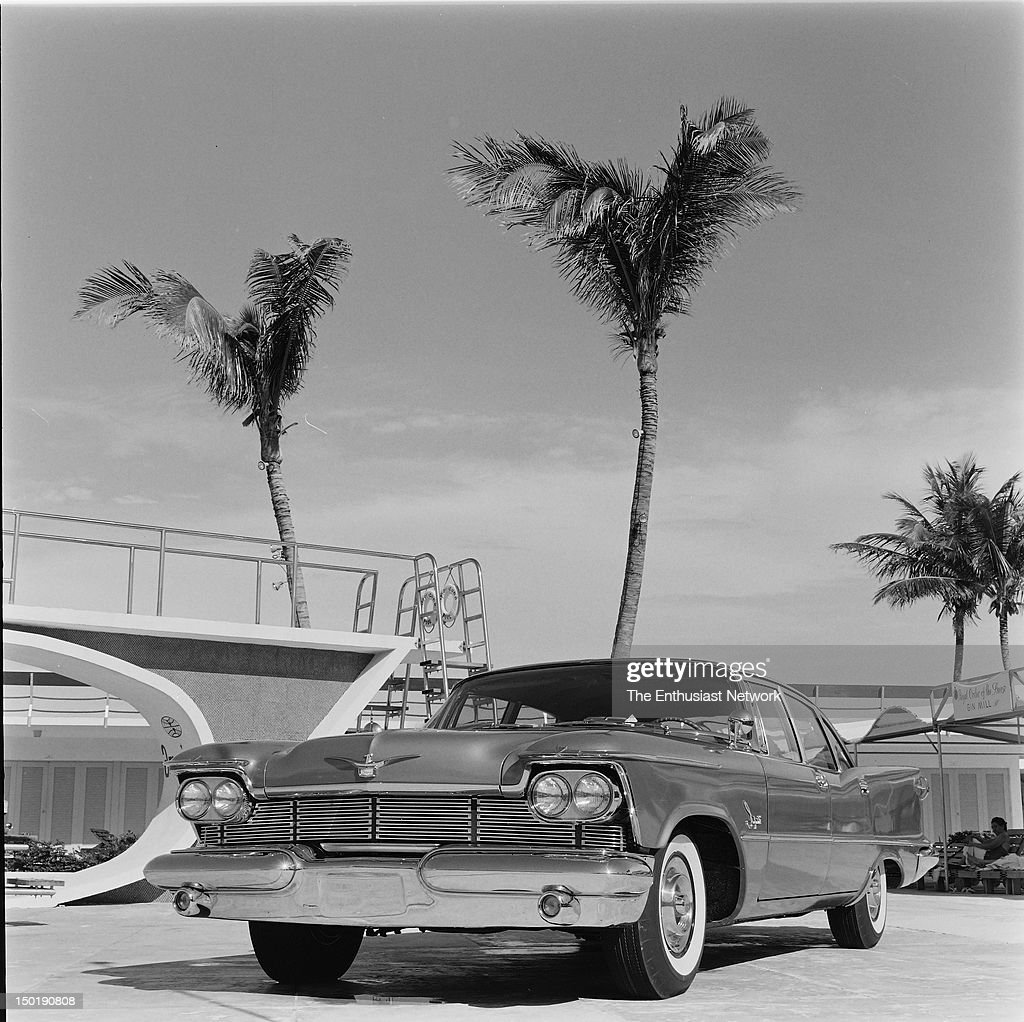 1958 Chrysler Products - Miami : News Photo