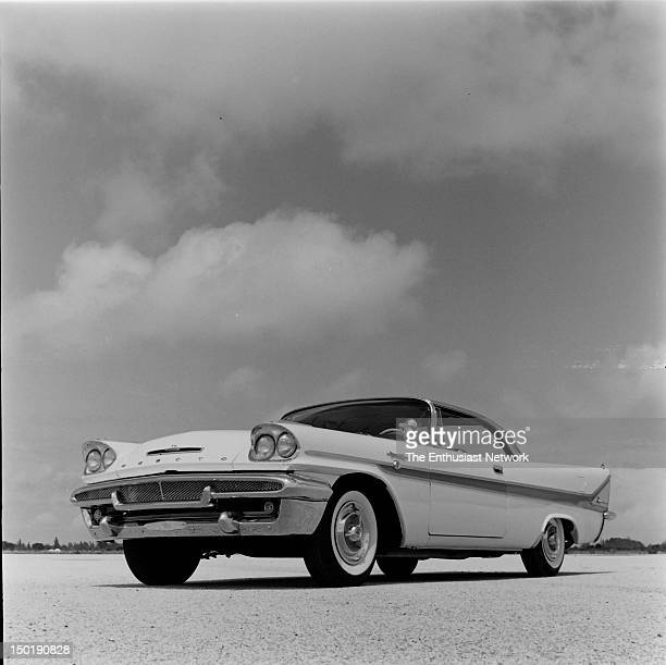 Chrysler Products Miami Americana Hotel Bal Harbour Sheridan In September of 1957 Chrysler Products presented a preview of their forthcoming 1958...