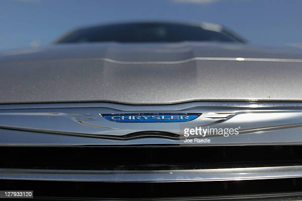 Chrysler vehicles are seen on the Hollywood Chrysler Jeep sales lot on October 3, 2011 in Hollywood, Florida. Chrysler Group LLC reported that its...