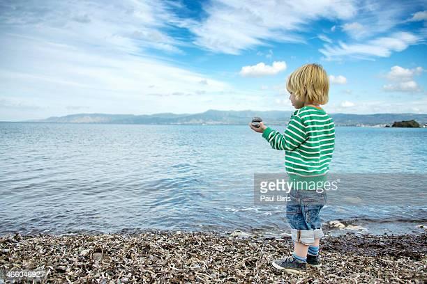chrysochou bay beautiful akamas peninsula - アカマス半島 ストックフォトと画像
