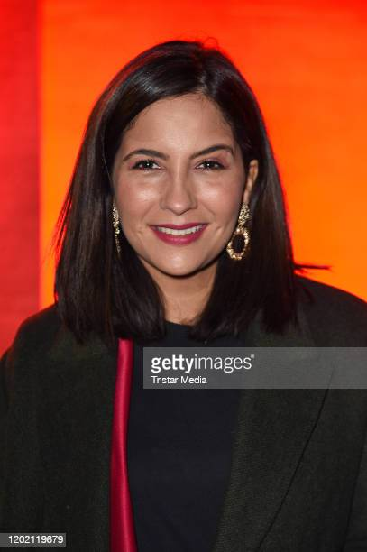 Chryssanthi Kavazi during the Berlin Opening Night by Bertelsmann Content Alliance at Das Stue on February 20 2020 in Berlin Germany