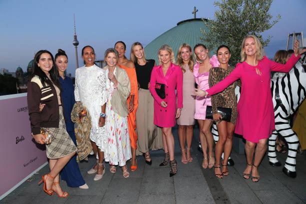 DEU: Frauen100 Party At Hotel De Rome In Berlin