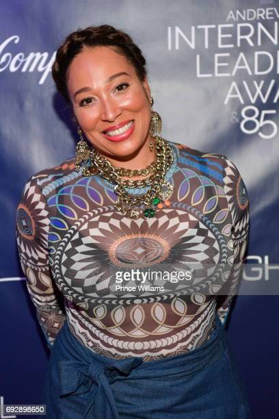 Chrystale Wilson attends the 2017 Andrew Young International Leadership awards and 85th Birthday tribute at Philips Arena on June 3 2017 in Atlanta...