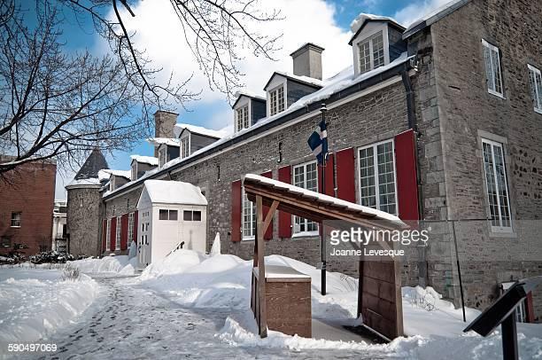 Château Ramezay Museum Old Montreal