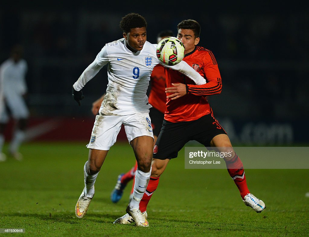 England v Mexico: U20 International Friendly : News Photo