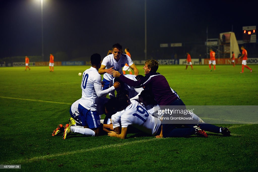 U20 Netherlands v U20 England - International U20 Tournament