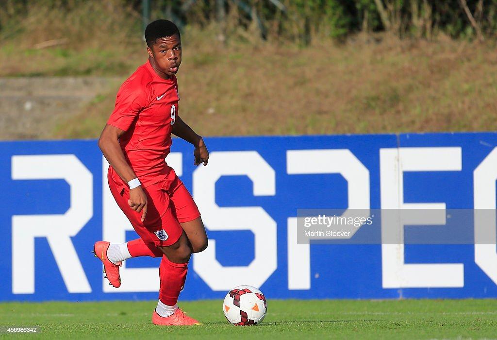 U20 Germany v U20 England - International U20 Tournament : News Photo